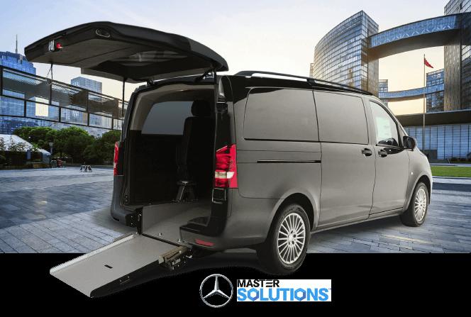 Wheelchair Accessible Vans >> Mercedes Benz Metris Wav Wheelchair Accessible Van